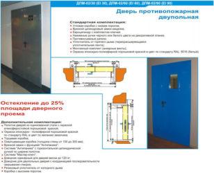 Требования к замкам противопожарных дверей