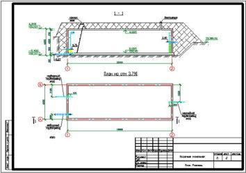 Противопожарные резервуары нормы проектирования