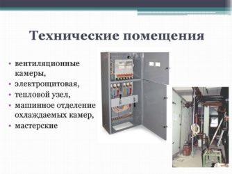 Требования к венткамерам на производстве