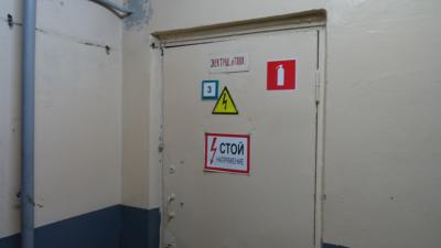 Требования к дверям электрощитовых помещений