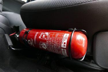 Огнетушитель для машины какой лучше?
