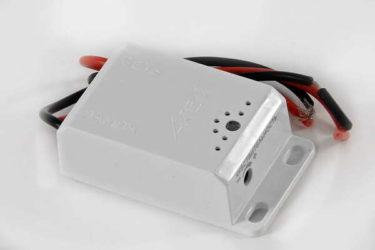 Как работает оптико акустический датчик?
